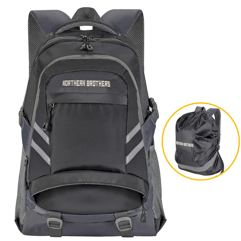 892737cb5c Amazon.com  Northern Brother School Backpack