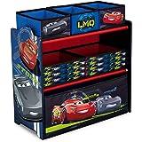Delta Children 6-Bin Toy Storage Organizer, Disney/Pixar Cars