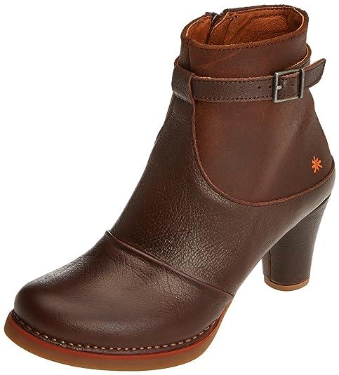 Harlem, Zapatos de Tacón para Mujer, Gris (Memphis Humo), 38 EU Art