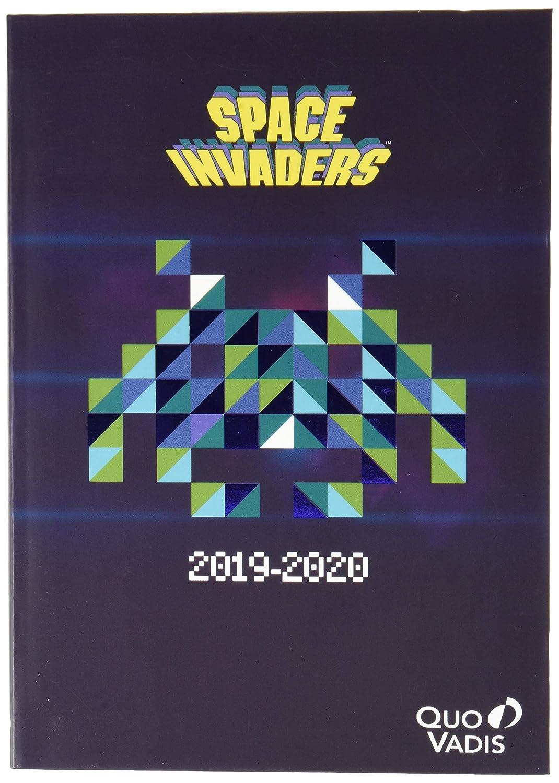 Quo Vadis Space invaders Textagenda - Agenda escolar diaria ...