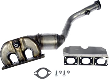 Non-CARB Compliant Dorman 674-830 Exhaust Manifold with Catalytic Converter