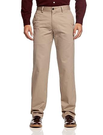 Dockers Pantalon Homme - D2 All the Time Khaki Straight Fit  Amazon.fr   Vêtements et accessoires d58240e788cb
