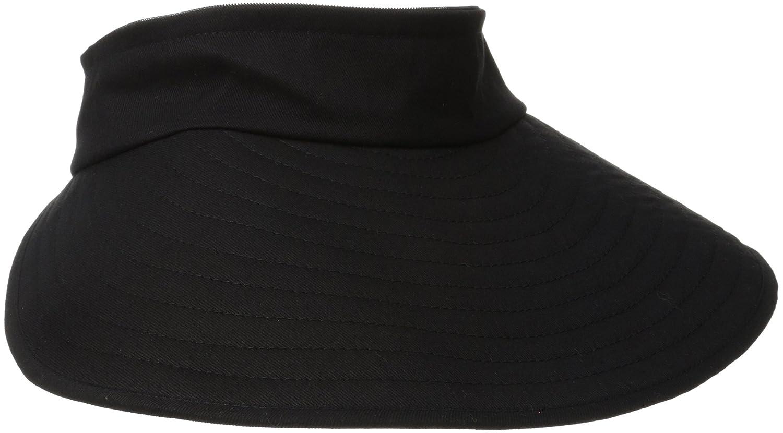 f47ddacc76996 Physician Endorsed Women s Naples Cotton Packable Cap   Visor Sun ...