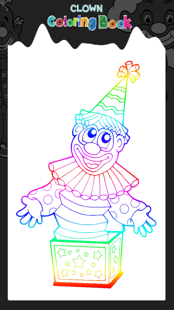 Amazon.com: Clown Coloring Book: Appstore for Android