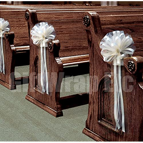 Church Pew Wedding Decoration Ideas: Church Pew Decorations: Amazon.com