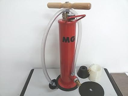 Pompa Per Scarico Lavello Cucina.Pompa Disostruente Manuale 8 Bar Max 3 1lt Mgf