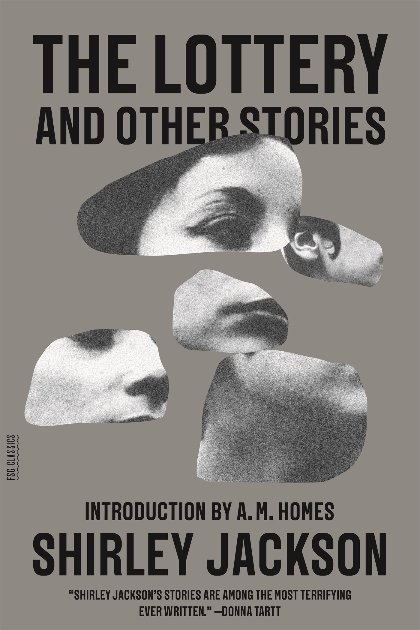 the lottery and other stories shirley jackson a m homes the lottery and other stories shirley jackson a m homes 9780374529536 literature