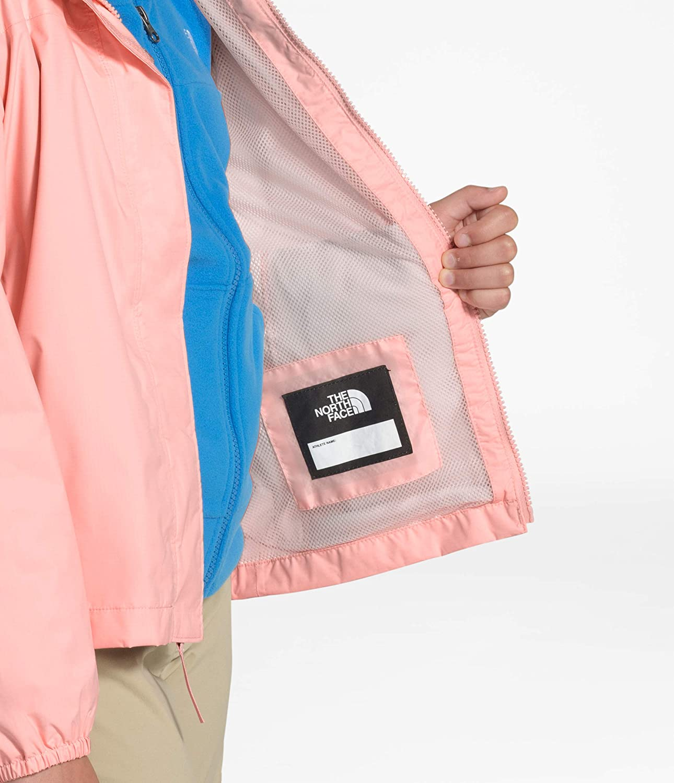 The North Face Girls/' Resolve Reflective DWR Rain Jacket