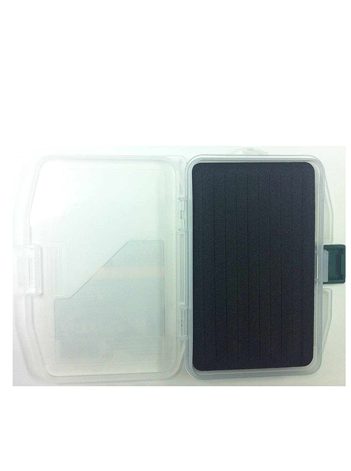 146 x 103 x 23 mm Clear Meiho Slit Form Case F-9 1479