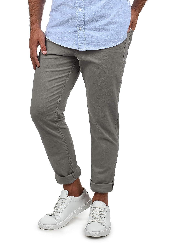 JACK & JONES ulisis Hombre Pantalones Pantalones de Tela en Chino Look de Material elástico Slim Fit–Tim