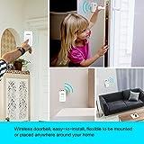 ANNKE Wireless Doorbell No Batteries Required