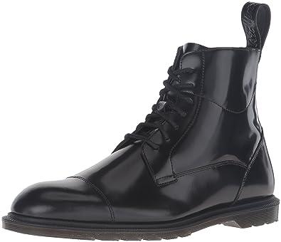 Black Polished Stiefel Winchester DrMartens Smooth Herren Y6fbgyIm7v