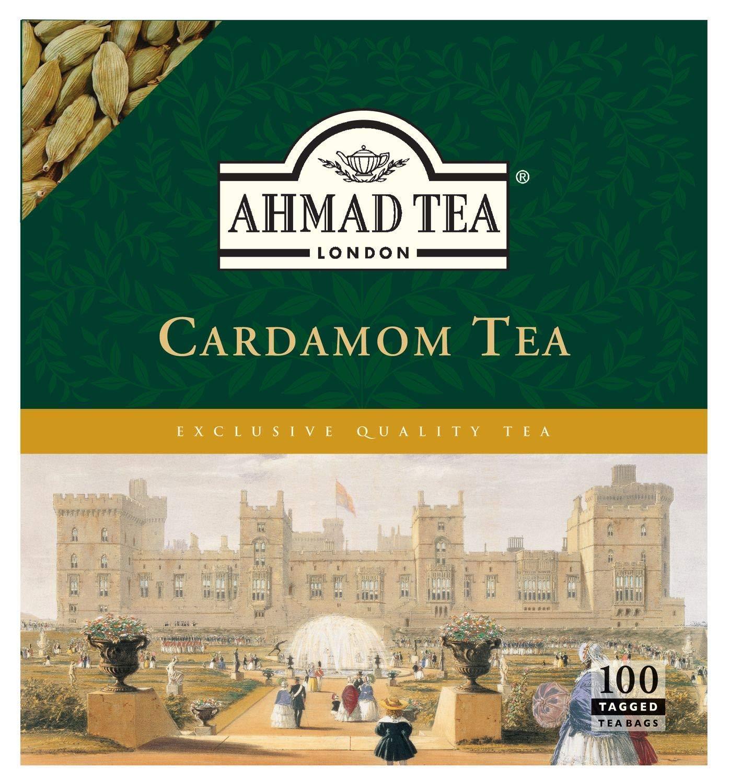 Ahmad Tea - Cardamon Tea 100 tea bags