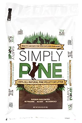 Simply Pine Natural Cat Litter