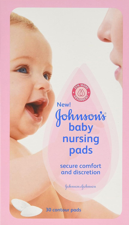 Johnson's Baby Coussinets d'allaitement Coussinets (total de 60/2boîtes)
