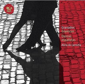 Enrique Granados, Alicia De Larrocha - Granados: Goyescas; Danzas Espanolas - Amazon.com Music
