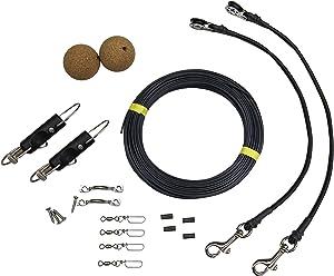 Tigress 88603-1, Elite Mono Rigging Kit for Big Game Kite Fishing Such as Shark, Wahoo, Mahi Mahi, Tuna or Sailfish