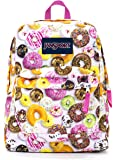 Jansport Superbreak Backpack (multi donuts)