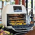 BCP SKY5433 16.9-Qt 1800W 10-in-1 Air Fryer Countertop Oven