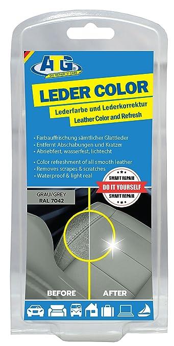 28 opinioni per ATG atg020Pelle Color–Custodia in pelle e pelle sintetica colore, grigio