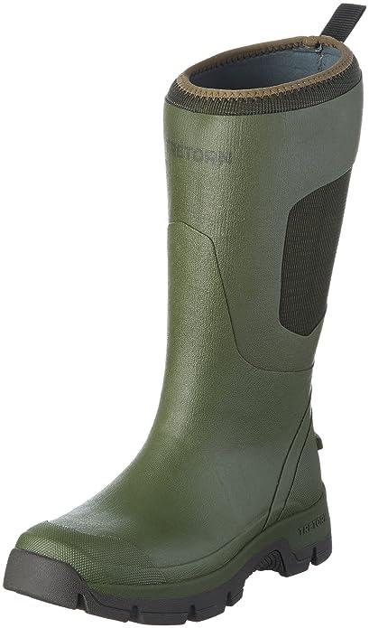 Tornevik Low - de Caza Unisex Adulto, Color Verde, Talla 38 EU Tretorn