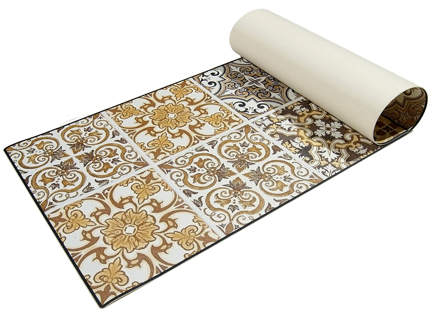 Amazon.com: Galleria Farah1970 120X50 cm Carpet Rugs Brand ...