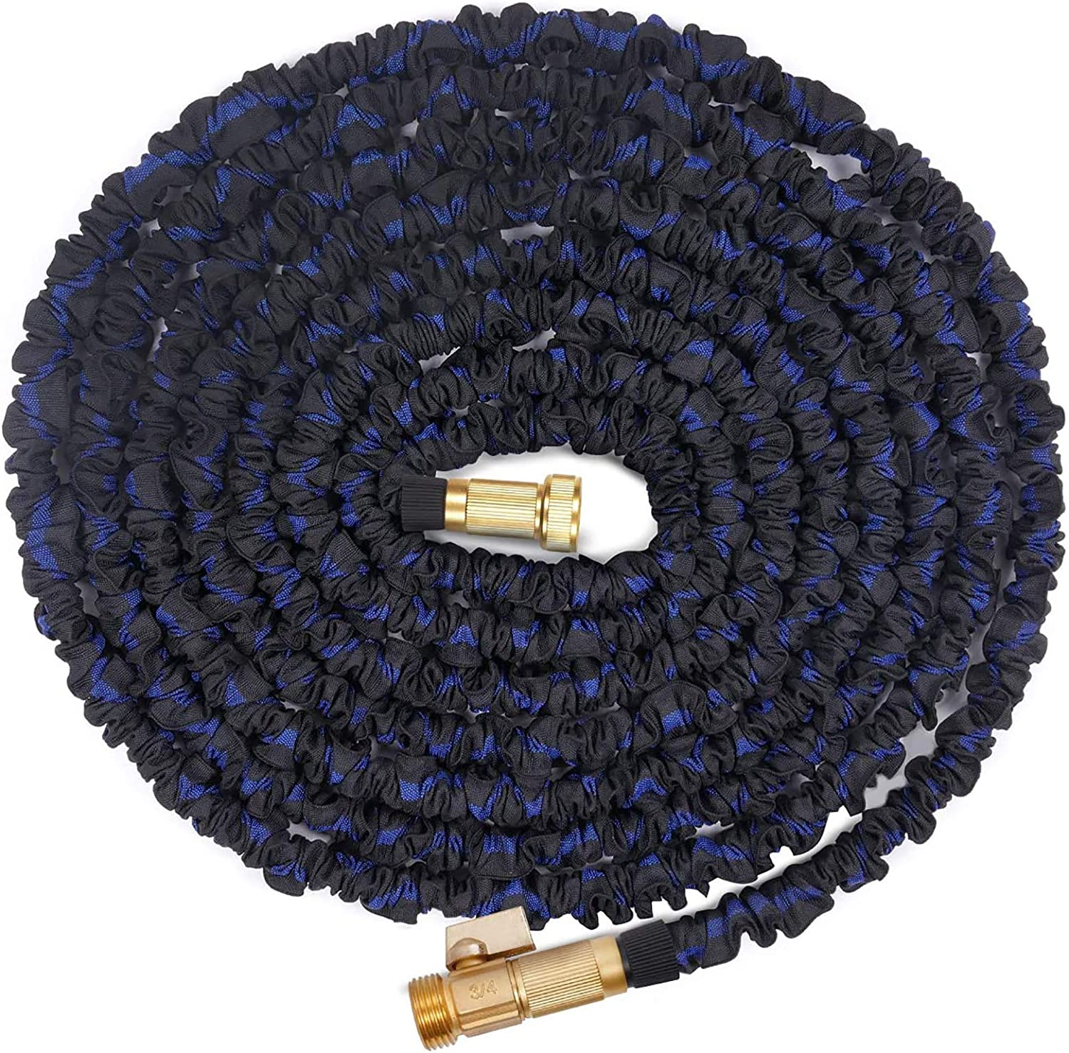 AOFAN Upgraded Expandable Garden Hose 50ft Water Hose Flexible Expanding Water Hose with 3/4