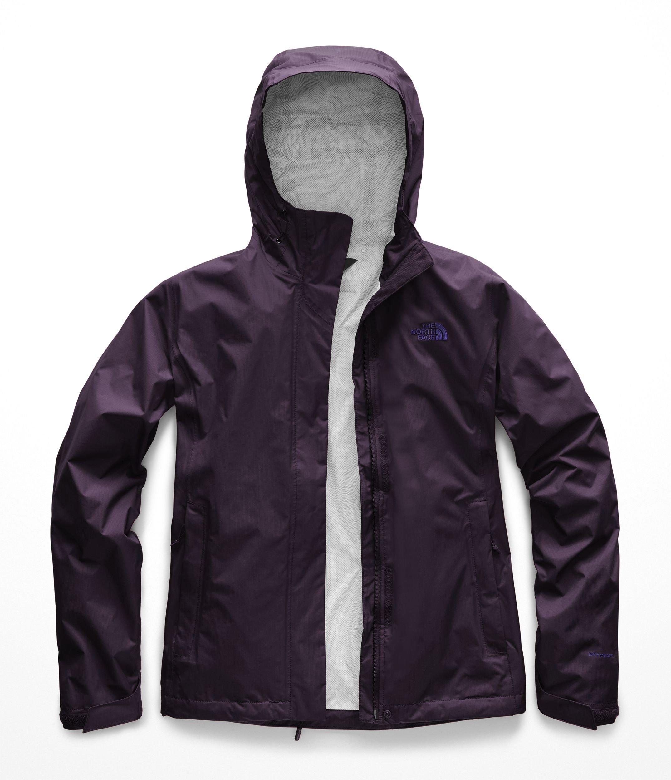 The North Face Women Venture 2 Jacket - Galaxy Purple - S