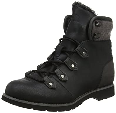 The North Face Damen Ballard Friend Trekking-& Wanderstiefel, Braun (Dachshund Brown/Demitasse Brown), 40 EU