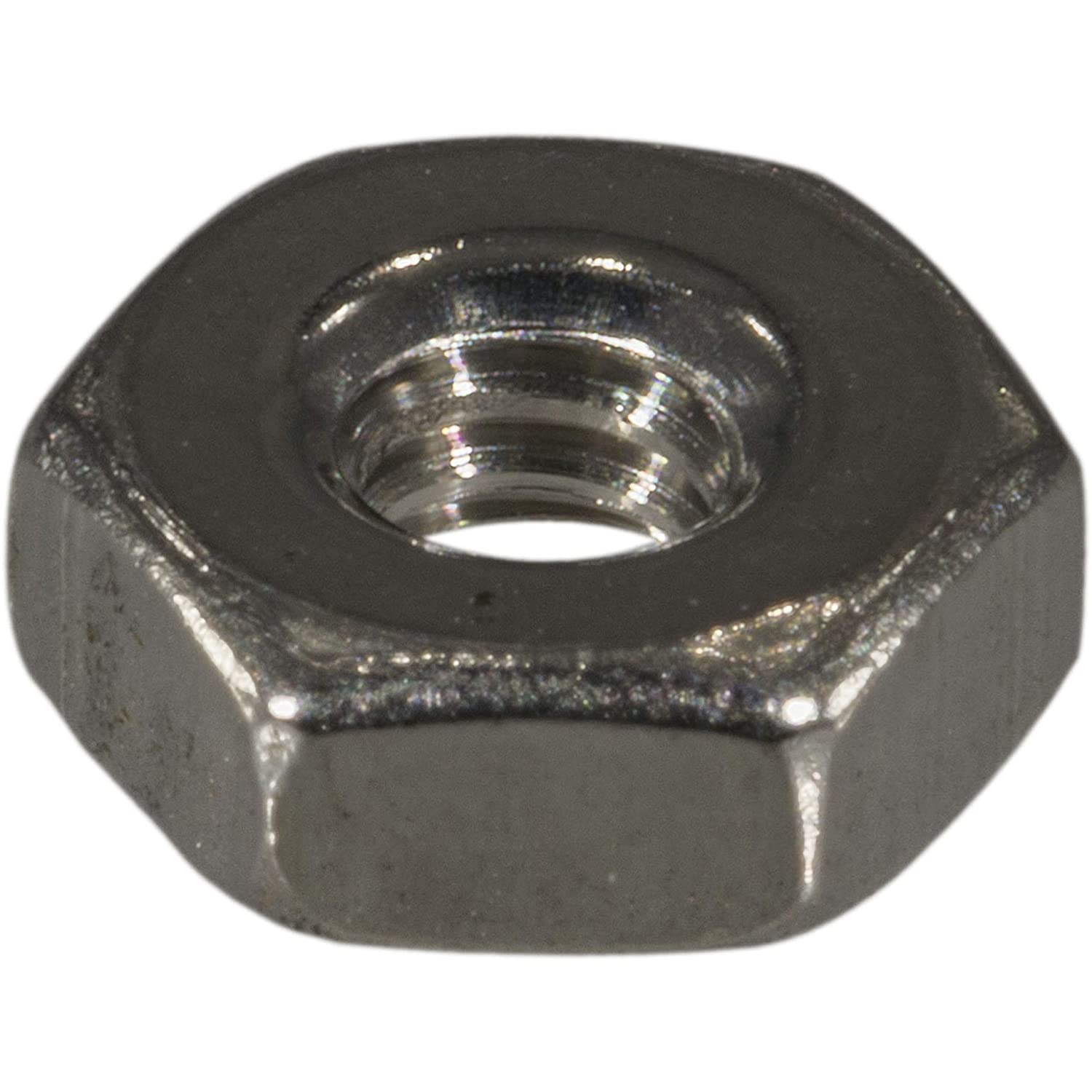 Piece-100 Hard-to-Find Fastener 014973191030 Coarse Finished Hex Nuts 4-40
