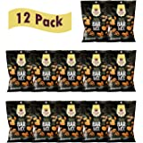 Imperial Nuts Bar Mix Snack Packs - Sweet & Savory (12 Pack x 4 oz) - Great Grab & Go Snack High in Protein Kosher Certified