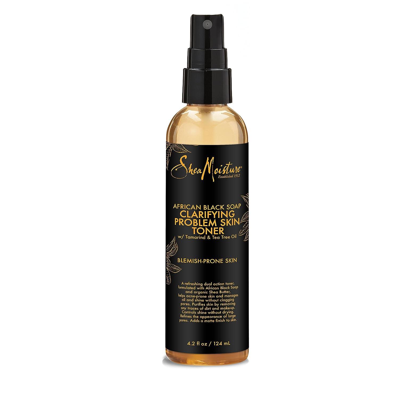 Shea Moisture African Black Soap Problem Skin Toner 125 ml