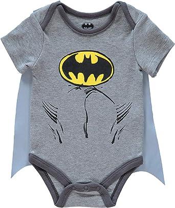 Justice League Baby Boys/' Bodysuit and Cape Batman