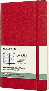 Moleskine Monthly 2020 - Agenda Mensual de 12 Meses en Plan ...