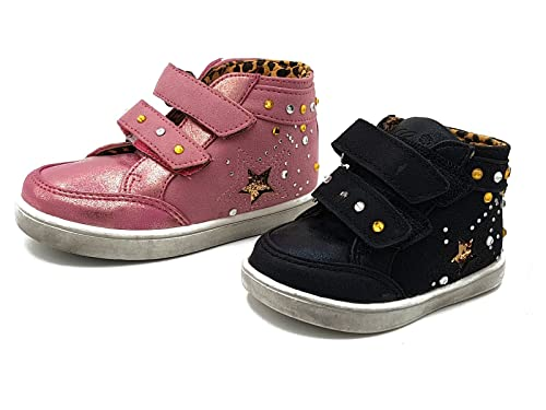 Passi Bimba Invernali Neonata Strappi Con Bambina Comode Casual Primi Ginnastica Autunnali Sportive Scarpe Shoes Da qpUFXAw