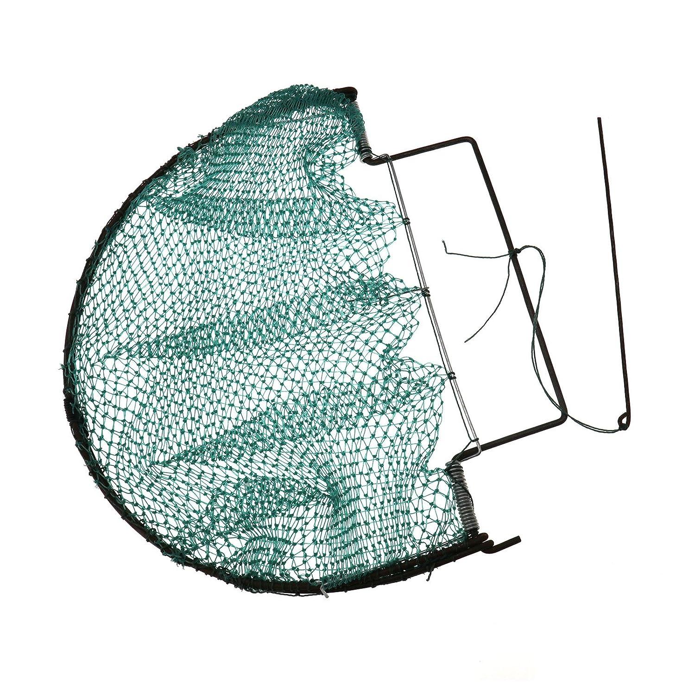 ENET 40cm Efficient Bird Trap Sensitive Humane Trapping Hunting Cage Net Medium
