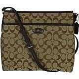 Coach 12CM Signature File Crossbody Handbag 36378