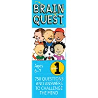Brain Quest Grade 1, revised 4th edition: 750 Questions and Answers to Challenge the Mind (Brain Quest Decks)
