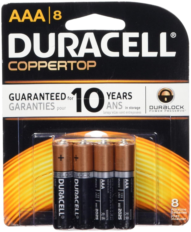 Duracell ultra aaa batteries amazon electronics nvjuhfo Gallery
