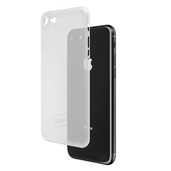 new concept aeca4 bf62d Amazon.com: The Best Ultra Thin iPhone 8, iPhone 8 Plus Case, KASE ...