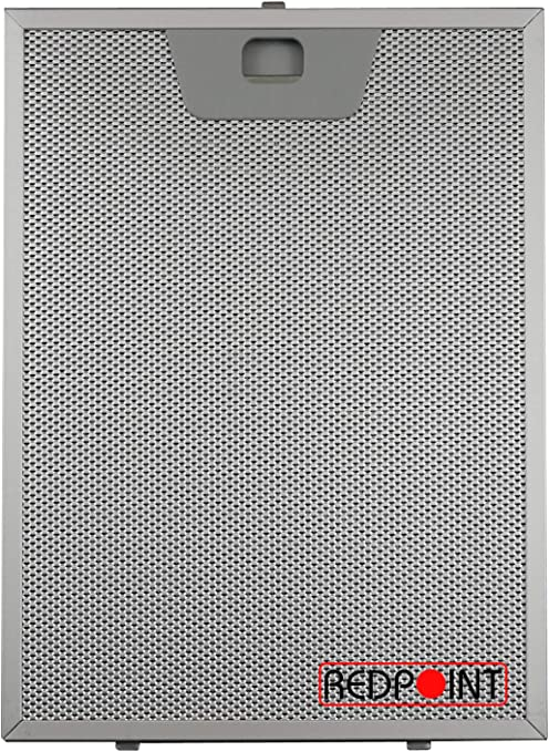 Filtro de aluminio para campanas Faber, Franke, Roblin 205 x 273 x 8 mm: Amazon.es: Hogar