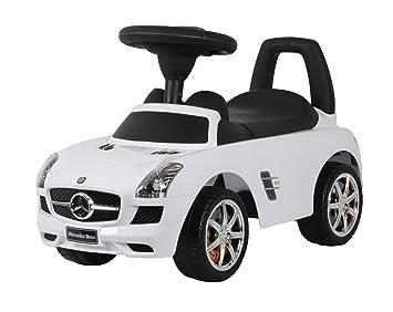Amazoncom Best Ride On Cars Mercedes Benz SLS AMG Push Car - Ride on cars