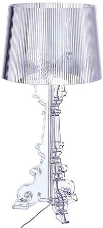 9070b4 De Table Cristal Bourgie Kartell Lampe qSUzMVpG