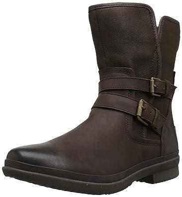 3a154e3aa3748d UGG Australia Womens Simmens Boot Stout Size 6  Amazon.co.uk  Shoes   Bags