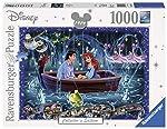 Ravensburger, Rompecabezas La Sirenita, Disney, 1000 Piezas