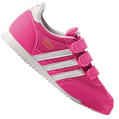 0e127088b4 adidas Originals Dragon CF C Kids Sneaker Pink S74830