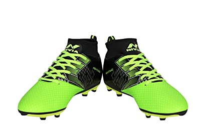 61d6bde4e Nivia Ashtang Football Shoes: Buy Online at Low Prices in India ...