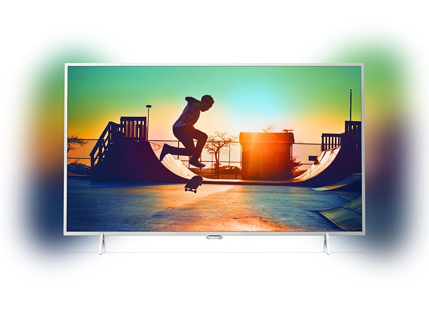 LCD LED PHILIPS PFS FHD AMBILIGHT SATEL