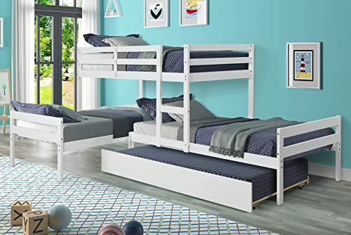Hanway L-Shaped Bunk Bed