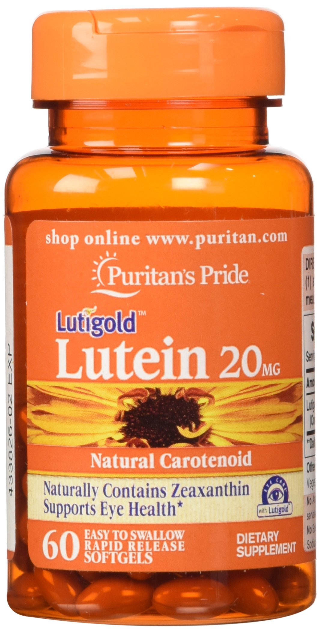 Lutein With Optilut 10 Mg: Amazon.com: Optimal Blend Bio Cell Collagen Capsules, 60